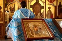 В Богородице-Алексиевском монастыре отметили престольный праздник