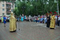 В Кировском районе г. Томска отметили День Крещения Руси