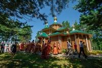 Глава Томской митрополии возглавил престольные торжества в Ильинском храме