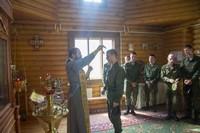 Священник Томской епархии встретился с военнослужащими Национальной гвардии