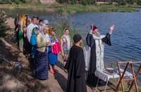 Подопечные Шегарского интерната приняли Таинство Крещения