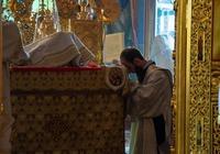 В праздник Преображения Господня к священническому служению был призван еще один выпускник Томской духовной семинарии