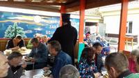 В Томске бездомных и нуждающихся накормили праздничным обедом