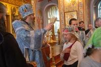 В храмах Томской епархии прошли молебны об учащихся