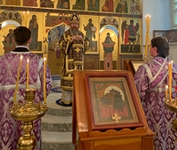 В День трезвости глава Томской митрополии возглавил Божественную литургию в Богоявленском кафедральном соборе