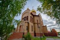 Александро-Невский храм с. Новониколаевка отметил престольный праздник