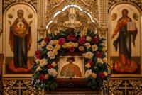 Праздничной Божественной литургией был отмечен престольный праздник в томском храме святого Александра Невского
