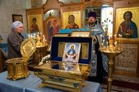 В Томском Кардиоцентре поклонились великим святыням