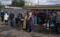 Молебен о трезвости совершили для бездомных и нуждающихся