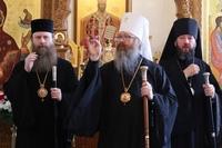 Архиереи Томской митрополии посетили Усть-Каменогорскую епархию
