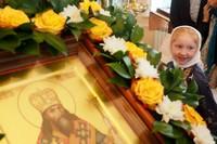 В храме святителя Феодосия Черниговского состоялись торжества по случаю престольного праздника