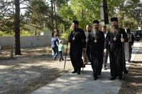 Архиереи Томской митрополии посетили значимые духовные и культурные места Семипалатинска
