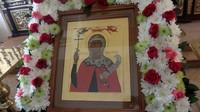 Праздничной Божественной литургией отметил престольный праздник храм в с. Богашево
