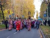 В Северске прошёл городской крестный ход в День Воздвижения Креста Господня