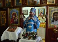 Храм при Областной клинической больнице отметил престольный праздник