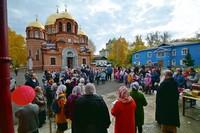 В воскресной школе Петропавловского собора начался юбилейный учебный год