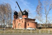 Два храма Томского района обрели купола