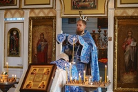 125-й престольный праздник отметила церковь в с. Петухово