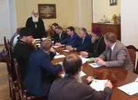 В Томской епархии обсудили участие вузов в XII Макарьевских образовательных чтениях
