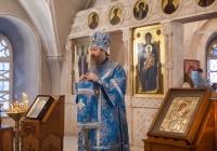 Митрополит Ростислав возглавил богослужения в день Иверской иконы Божией Матери