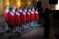 Региональный конкурс духовной песни «Богоносная Россия» прошел в губернаторском колледже