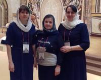 Томские регенты приняли участие в международном съезде регентов