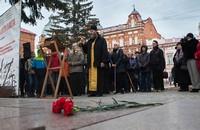 Священники Томской епархии совершили заупокойные богослужения по погибшим в годы репрессий