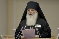 Секретарь Томской епархии выступил с докладом на международной встрече