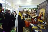 XII Международная православная выставка-форум «От покаяния к воскресению России» открылась молебном на начало благого дела