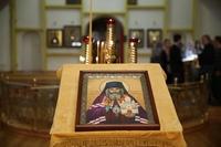 Храму св. блгв. князя Александра Невского передана частица мощей святителя Иоанна Шанхайского