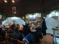Томская молодёжь посетила Богородице-Алексиевский монастырь