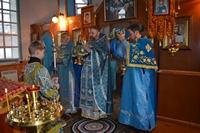 День Казанской иконы Божией Матери отметили в Зырянском и Асиновском районах