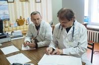 Православные врачи приняли пациентов в с. Бабарыкино