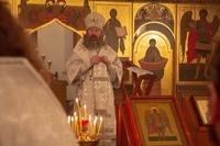 Престольный праздник архангельского придела Богоявленского собора