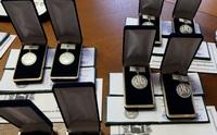 Семья священника Томской епархии получила знак отличия «Родительская доблесть»