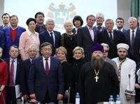Представитель Томской епархии принял участие в итоговом пленарном заседании Общественной Палаты