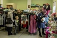 Гуманитарный склад Томской епархии начал свою работу