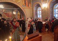 Православные христиане Томской земли празднуют Введение во храм Пресвятой Богородицы