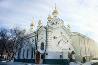 Храм св. блгв. кн. Александра Невского отмечает престольный праздник