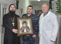 Томская епархия начала окормление тюремной больницы для всех заключенных Томской области