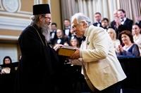 Митрополит Ростислав поздравил хоровую капеллу ТГУ с 60-летием