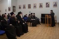 В Томской духовной семинарии прошел актовый день