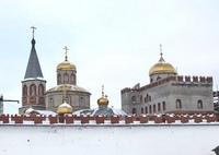 Архиереи Томской митрополии возглавят Божественную литургию в Свято-Никольском женском монастыре