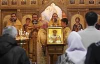 В храмах святителя Николая прошли престольные торжества