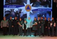 Представители Томской епархии поздравили спасателей с профессиональным праздником