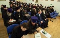 В Томске состоялось годовое собрание духовенства Томской епархии