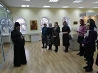Митрополит Ростислав провёл экскурсию для томских гидов