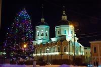В храмах Томска и Северска будут совершены новогодние молебны