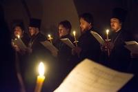 1 января в храмах начнут читать канон предпразднства Рождества Христова