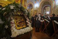 Рождественские богослужения в храмах Томской епархии